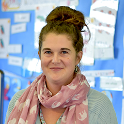 Holly Docherty - Warwick Class Teacher