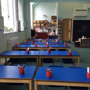 Windrush Classroom
