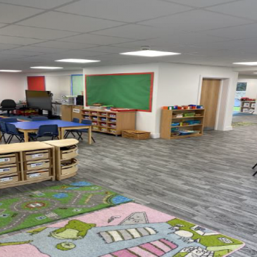 Our Lovely Refurbished School – 4 Sep 20